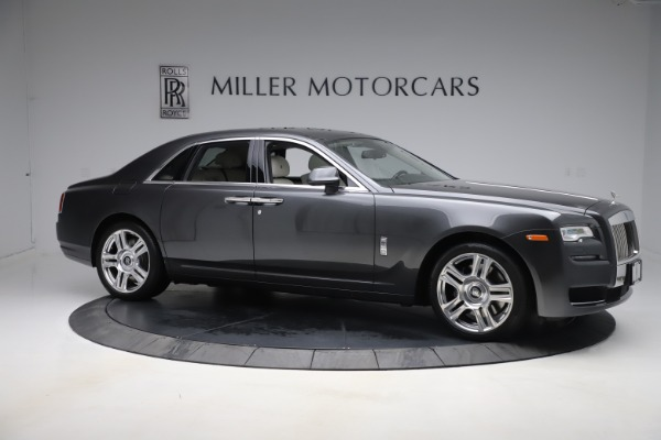 Used 2016 Rolls-Royce Ghost for sale $169,900 at Pagani of Greenwich in Greenwich CT 06830 11