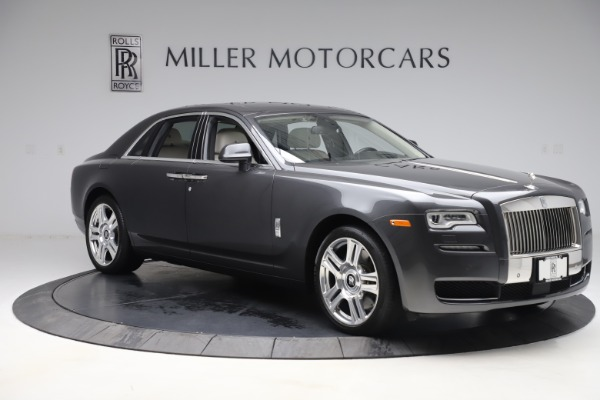 Used 2016 Rolls-Royce Ghost for sale $169,900 at Pagani of Greenwich in Greenwich CT 06830 12