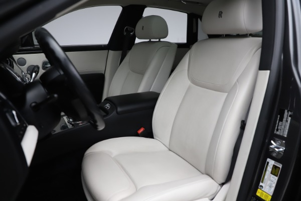 Used 2016 Rolls-Royce Ghost for sale Sold at Pagani of Greenwich in Greenwich CT 06830 13