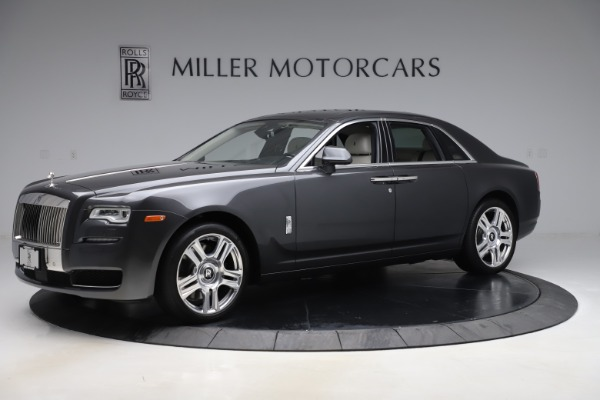 Used 2016 Rolls-Royce Ghost for sale Sold at Pagani of Greenwich in Greenwich CT 06830 3