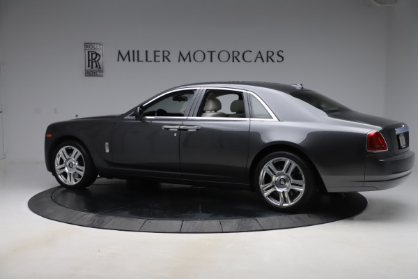 Used 2016 Rolls-Royce Ghost for sale $169,900 at Pagani of Greenwich in Greenwich CT 06830 5