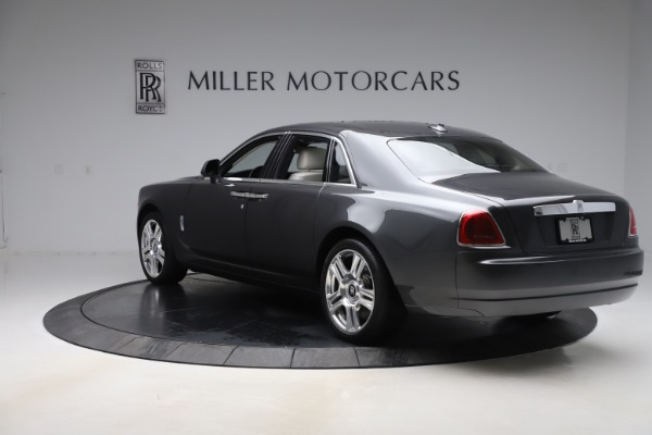 Used 2016 Rolls-Royce Ghost for sale $169,900 at Pagani of Greenwich in Greenwich CT 06830 6