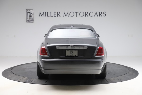 Used 2016 Rolls-Royce Ghost for sale $169,900 at Pagani of Greenwich in Greenwich CT 06830 7