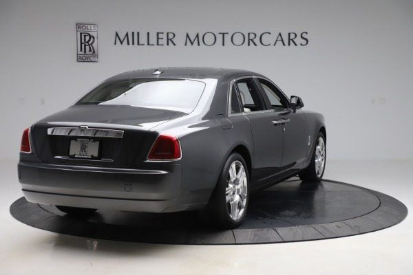 Used 2016 Rolls-Royce Ghost for sale Sold at Pagani of Greenwich in Greenwich CT 06830 8