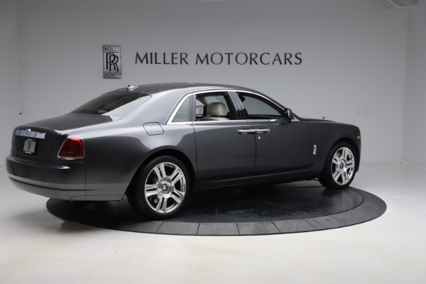 Used 2016 Rolls-Royce Ghost for sale $169,900 at Pagani of Greenwich in Greenwich CT 06830 9