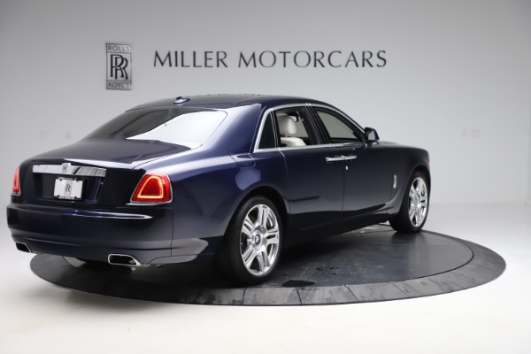 Used 2015 Rolls-Royce Ghost for sale Sold at Pagani of Greenwich in Greenwich CT 06830 10