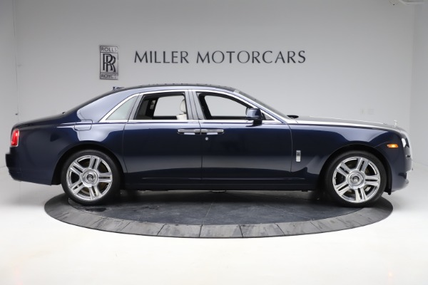 Used 2015 Rolls-Royce Ghost for sale Sold at Pagani of Greenwich in Greenwich CT 06830 11