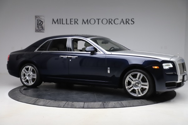 Used 2015 Rolls-Royce Ghost for sale Sold at Pagani of Greenwich in Greenwich CT 06830 12
