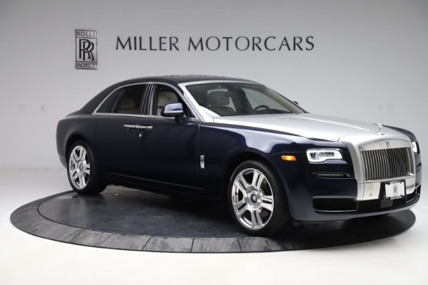 Used 2015 Rolls-Royce Ghost for sale Sold at Pagani of Greenwich in Greenwich CT 06830 13