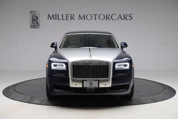 Used 2015 Rolls-Royce Ghost for sale Sold at Pagani of Greenwich in Greenwich CT 06830 2