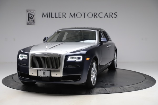Used 2015 Rolls-Royce Ghost for sale Sold at Pagani of Greenwich in Greenwich CT 06830 3