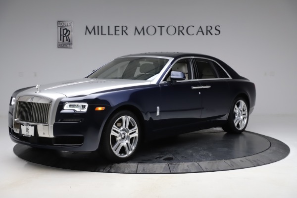 Used 2015 Rolls-Royce Ghost for sale Sold at Pagani of Greenwich in Greenwich CT 06830 4