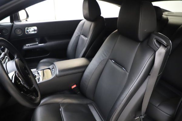 Used 2014 Rolls-Royce Wraith for sale Call for price at Pagani of Greenwich in Greenwich CT 06830 10