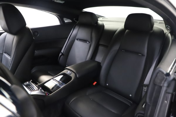Used 2014 Rolls-Royce Wraith for sale Call for price at Pagani of Greenwich in Greenwich CT 06830 12