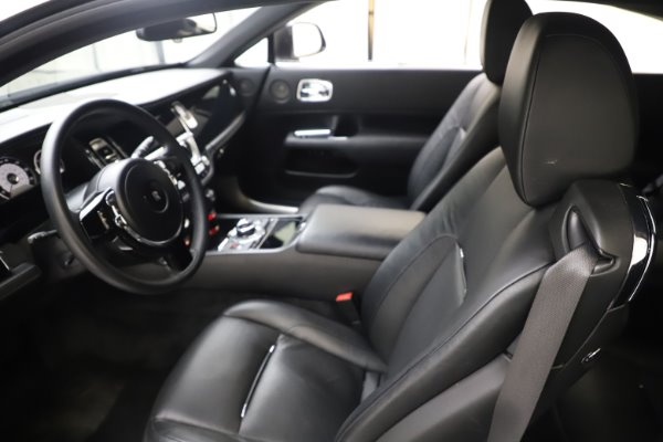 Used 2014 Rolls-Royce Wraith for sale Call for price at Pagani of Greenwich in Greenwich CT 06830 14