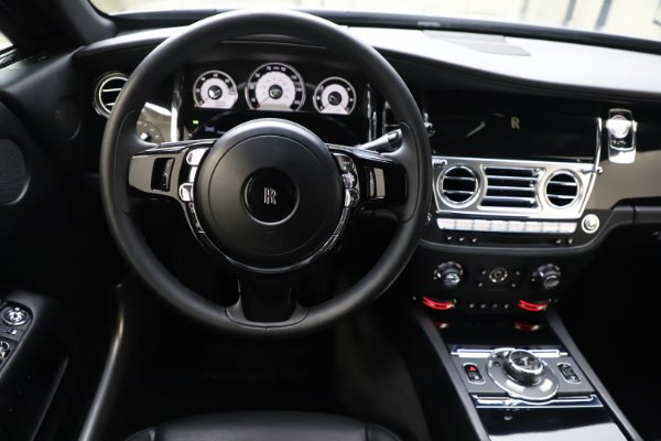 Used 2014 Rolls-Royce Wraith for sale Call for price at Pagani of Greenwich in Greenwich CT 06830 15