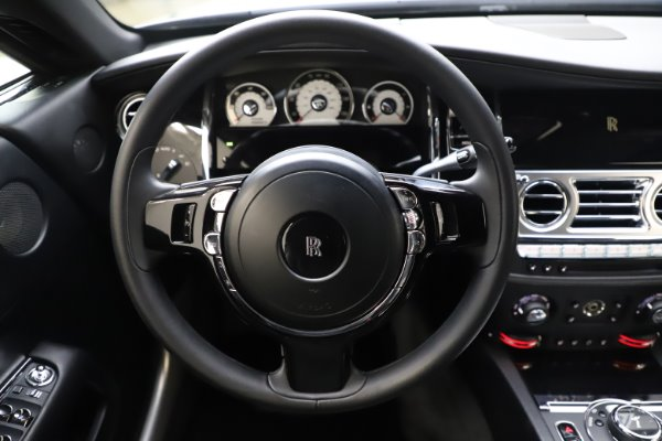 Used 2014 Rolls-Royce Wraith for sale Call for price at Pagani of Greenwich in Greenwich CT 06830 16