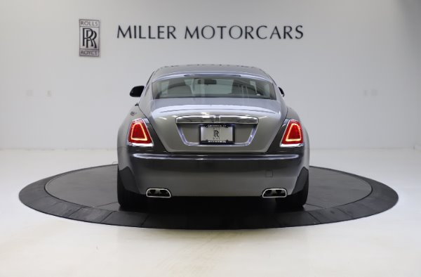 Used 2014 Rolls-Royce Wraith for sale Call for price at Pagani of Greenwich in Greenwich CT 06830 5