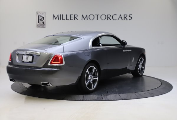 Used 2014 Rolls-Royce Wraith for sale Call for price at Pagani of Greenwich in Greenwich CT 06830 6
