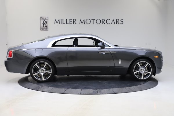 Used 2014 Rolls-Royce Wraith for sale Call for price at Pagani of Greenwich in Greenwich CT 06830 7