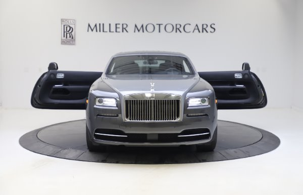 Used 2014 Rolls-Royce Wraith for sale Call for price at Pagani of Greenwich in Greenwich CT 06830 9