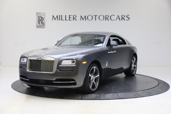 Used 2014 Rolls-Royce Wraith for sale Call for price at Pagani of Greenwich in Greenwich CT 06830 1