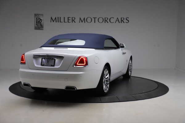 New 2020 Rolls-Royce Dawn for sale $401,175 at Pagani of Greenwich in Greenwich CT 06830 21