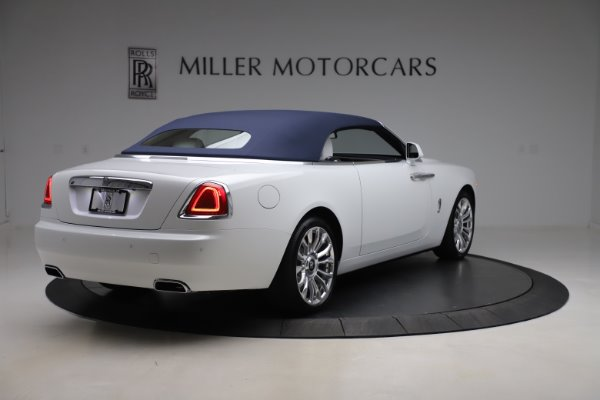 New 2020 Rolls-Royce Dawn for sale $401,175 at Pagani of Greenwich in Greenwich CT 06830 22