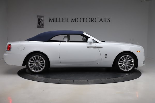 New 2020 Rolls-Royce Dawn for sale $401,175 at Pagani of Greenwich in Greenwich CT 06830 23