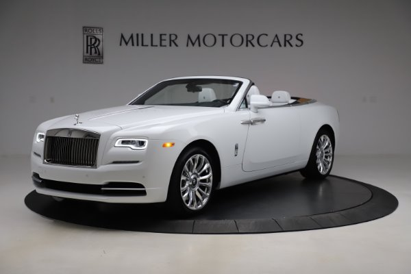 New 2020 Rolls-Royce Dawn for sale $401,175 at Pagani of Greenwich in Greenwich CT 06830 3