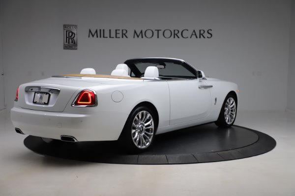 New 2020 Rolls-Royce Dawn for sale $401,175 at Pagani of Greenwich in Greenwich CT 06830 9