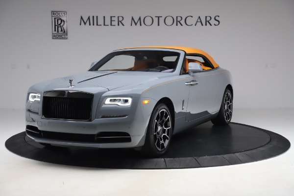 New 2020 Rolls-Royce Dawn Black Badge for sale Call for price at Pagani of Greenwich in Greenwich CT 06830 10