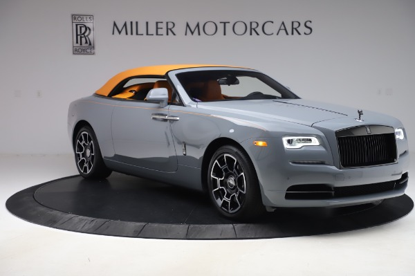 New 2020 Rolls-Royce Dawn Black Badge for sale Call for price at Pagani of Greenwich in Greenwich CT 06830 16