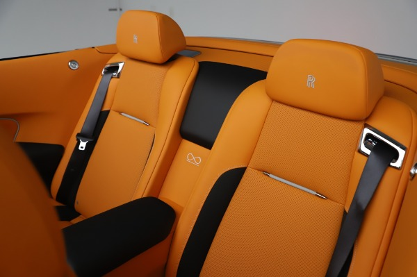 New 2020 Rolls-Royce Dawn Black Badge for sale Call for price at Pagani of Greenwich in Greenwich CT 06830 17