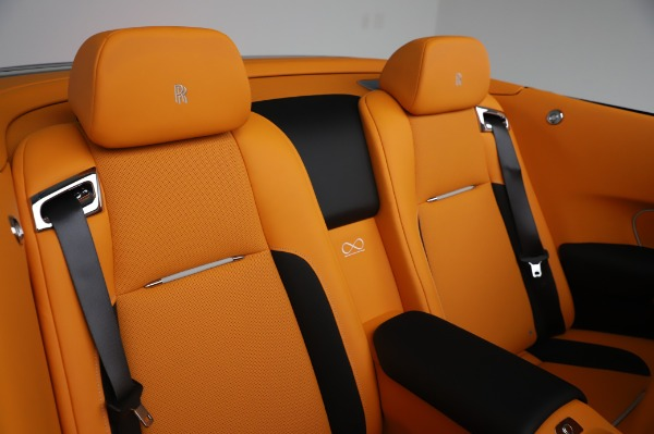 New 2020 Rolls-Royce Dawn Black Badge for sale Call for price at Pagani of Greenwich in Greenwich CT 06830 18