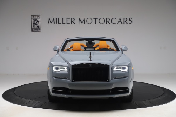 New 2020 Rolls-Royce Dawn Black Badge for sale Call for price at Pagani of Greenwich in Greenwich CT 06830 2