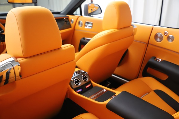 New 2020 Rolls-Royce Dawn Black Badge for sale Call for price at Pagani of Greenwich in Greenwich CT 06830 20