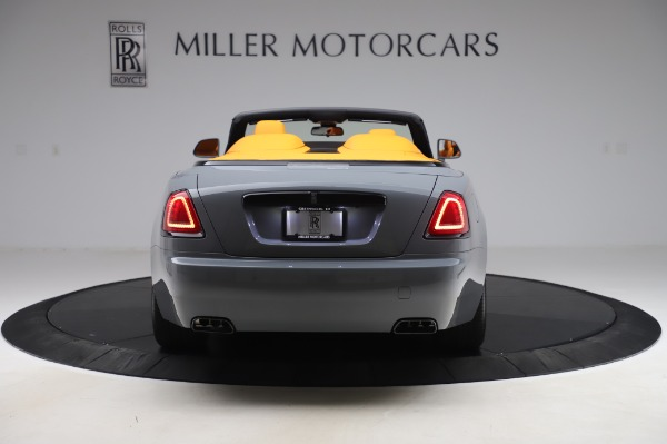New 2020 Rolls-Royce Dawn Black Badge for sale Call for price at Pagani of Greenwich in Greenwich CT 06830 5