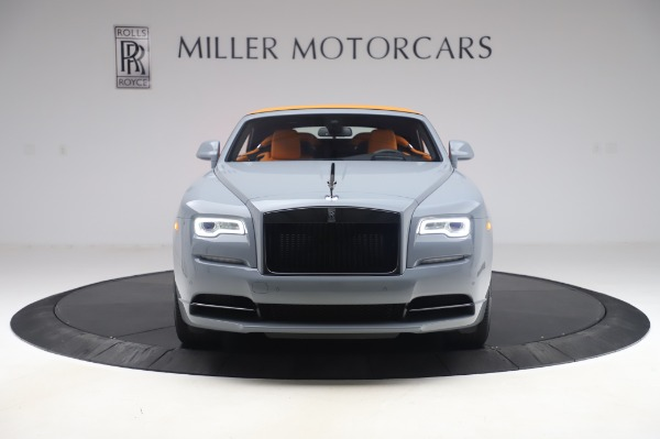 New 2020 Rolls-Royce Dawn Black Badge for sale Call for price at Pagani of Greenwich in Greenwich CT 06830 9