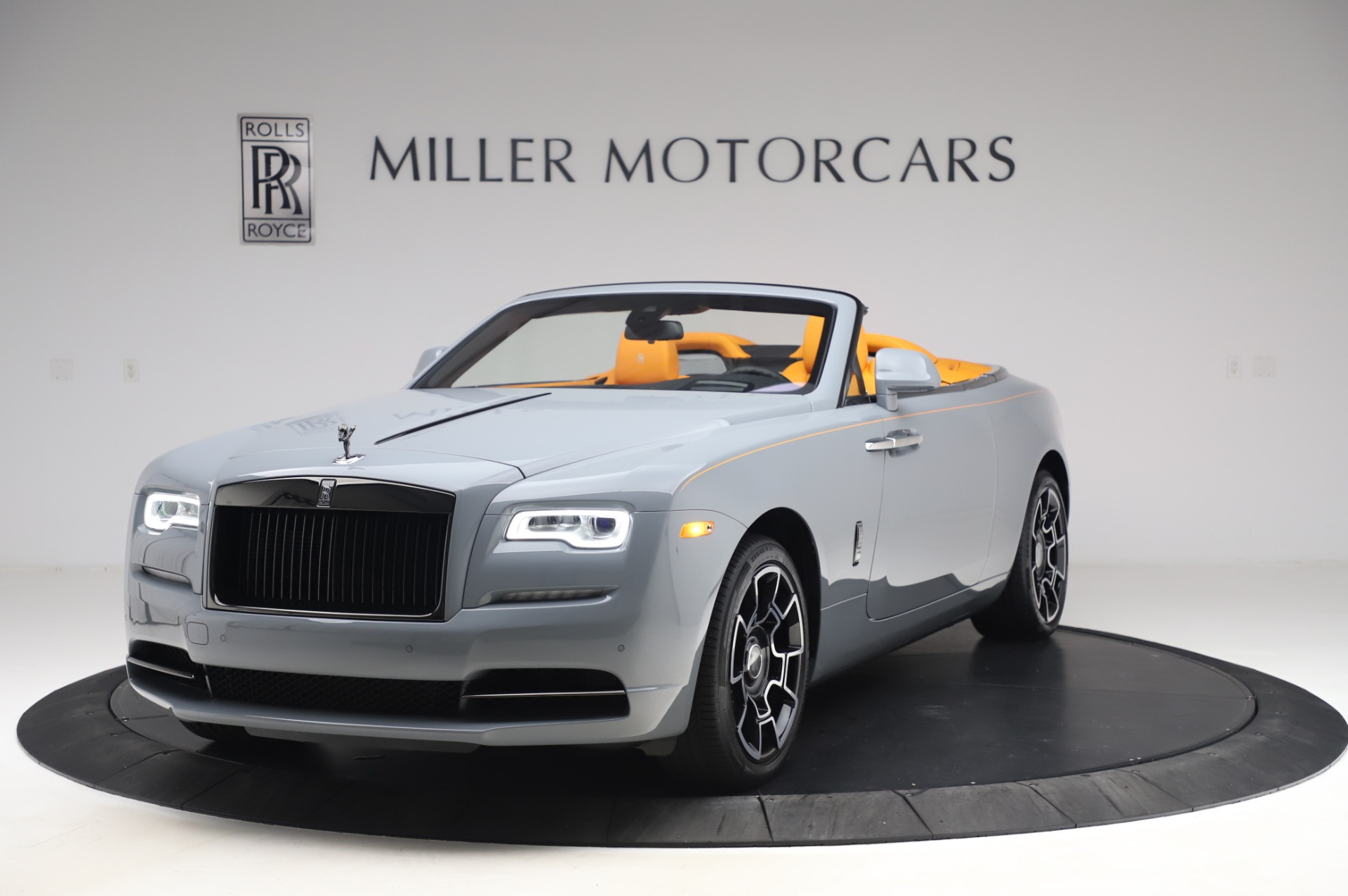 New 2020 Rolls-Royce Dawn Black Badge for sale Call for price at Pagani of Greenwich in Greenwich CT 06830 1