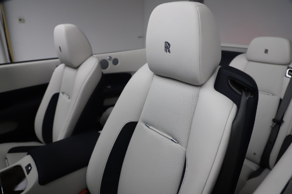 Used 2020 Rolls-Royce Dawn for sale $399,900 at Pagani of Greenwich in Greenwich CT 06830 17