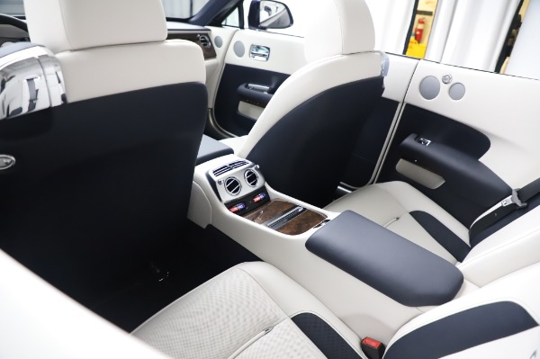 Used 2020 Rolls-Royce Dawn for sale $399,900 at Pagani of Greenwich in Greenwich CT 06830 23