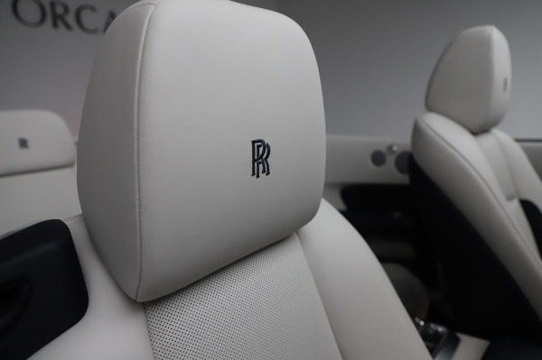 Used 2020 Rolls-Royce Dawn for sale $399,900 at Pagani of Greenwich in Greenwich CT 06830 27