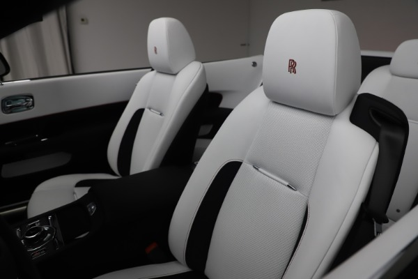 New 2020 Rolls-Royce Dawn for sale $386,250 at Pagani of Greenwich in Greenwich CT 06830 17