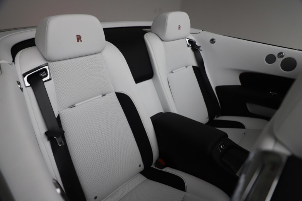 New 2020 Rolls-Royce Dawn for sale $386,250 at Pagani of Greenwich in Greenwich CT 06830 21