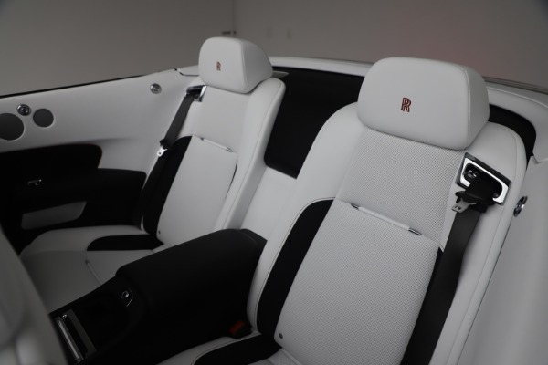 New 2020 Rolls-Royce Dawn for sale $386,250 at Pagani of Greenwich in Greenwich CT 06830 22
