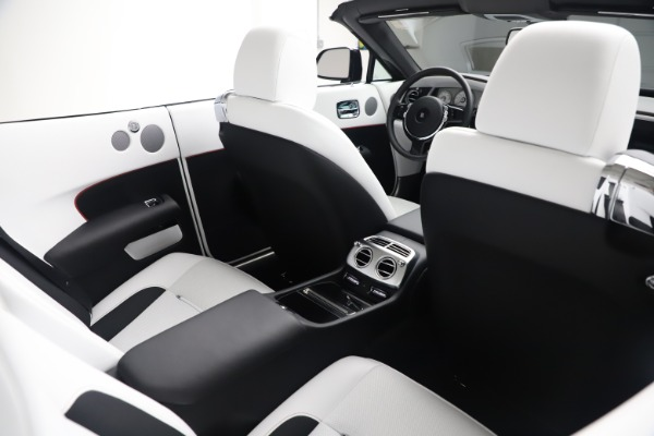New 2020 Rolls-Royce Dawn for sale $386,250 at Pagani of Greenwich in Greenwich CT 06830 24