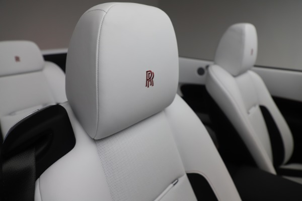 New 2020 Rolls-Royce Dawn for sale $386,250 at Pagani of Greenwich in Greenwich CT 06830 26