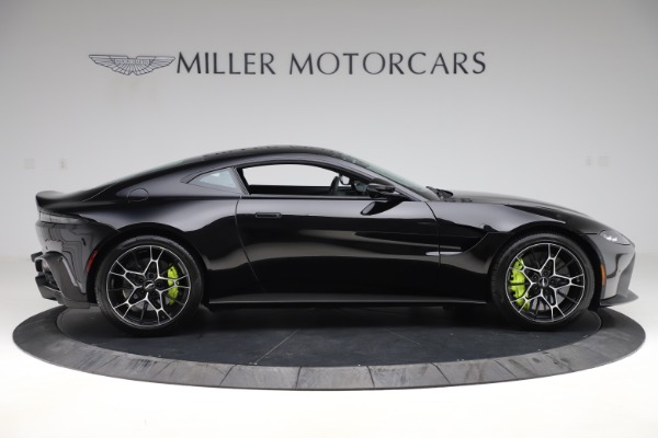 New 2020 Aston Martin Vantage AMR Coupe for sale $191,931 at Pagani of Greenwich in Greenwich CT 06830 10