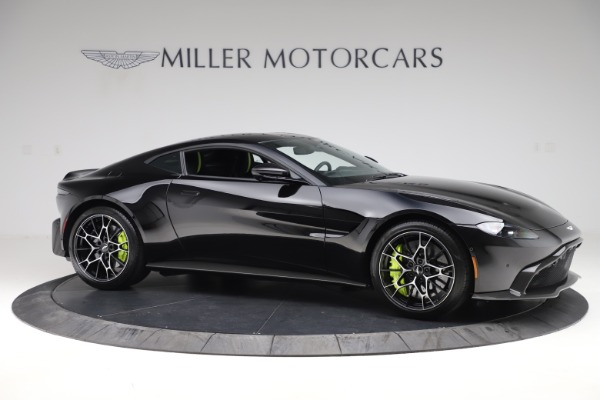 New 2020 Aston Martin Vantage AMR Coupe for sale $191,931 at Pagani of Greenwich in Greenwich CT 06830 11